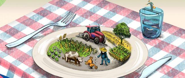 stratégie « de la ferme à la table
