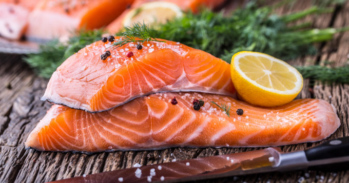 comment cuire un pavé de saumon