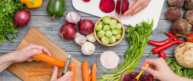 les aliments pour une prostate en bonne santé
